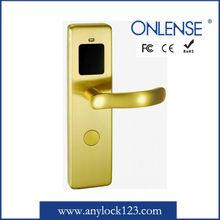 waterproof lock open by RFID card key access
