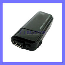 Portable USB 2 AA Mobile Phone Charger Emergency Charger