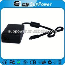 Certificated power supply ac dc adaptor 12v 3a with US,EU,AUS,UK,South Africa plug