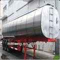 automático de la calefacción de asfalto transporte del tanque
