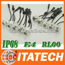 factory price! high power rav4 led daytime running light,flexible led daytime running lights