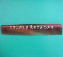 small portable plastic hair comb 907B-3