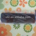 Colorido pequeno portátil pente de plástico 907b-4