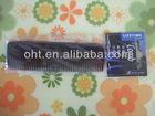 small portable plastic travle comb 907B-4