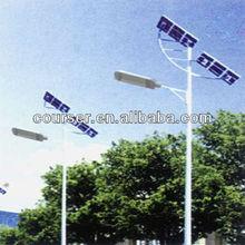 Cree leds led lamp / lamp pole /solar panel lamp