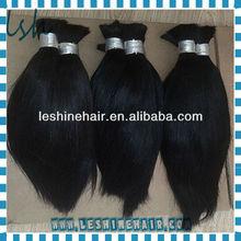 Top Quality Virgin Indian Yaki Pony Hair Braid