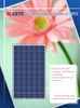 25 Years Warranty Polycrystalline Solar Panel 140W