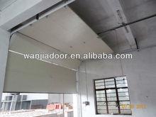 automatic steel garage door in foshan/arage door /atomatic grage door