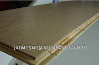 Oak unilin click engineered wooden flooring