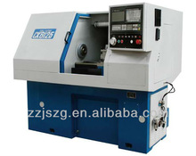 CE certificate mini cnc lathe CK6125 with GSK system