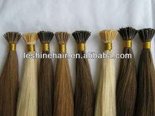 Hot Selling Virgin Brazilian Remy Prebonded Hair Extention