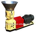 Petit moulin de granule de biomasse skj250/pellet presse/granulés machine
