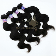 Can be dyed any color AAAAA fashion hairstyle summer hot selling malaysian hair weave body wave