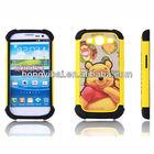 Hybrid cute phone case for samsung galaxy s3 i9300