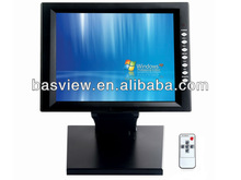 12inch Multi touch monitor/USB touch screen monitor/ touch LCD monitor