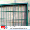 China Rail wire mesh fence/Highway Road Framework Fence