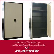Swing Door Metal Filing Cabinet With four Shelves