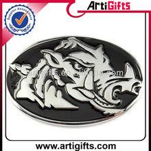 Meatl car emblem custom car grill badge