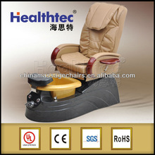 pedicure chair stool ce & fcc approval remote control nail uv lamp two hand