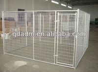 Fence Dog Kennel