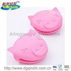 Little pig silicone oven mitt glove