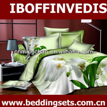 reactive printed pattern bed cover designs HOT SALE!!!!