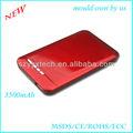 3500 mah batería externa universal laptop cargador