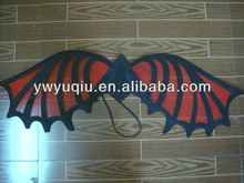 Cute wing of bat for halloween Sample free