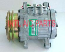 Universal use 7B10 a/c ac compressor (kompressor)/ compresor aire acondicionado with single clutch pulley A1