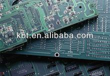 Four layer Lead free HASL PCB, Rigid LED PCB assembly