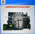 100% testéemballage carte mère d'ordinateur portable pour lenovo carte mère g555intégration la-5972p 1.0 rev