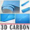 3D Motorcycle Wraps / Wrap your bike and show your style / Durable Bike Wrap product / Fast Shipping / Light Blue PVC Roll