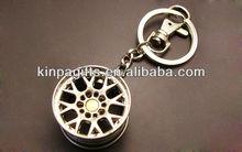Key chain wheel design, fashion key chain