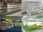 Fruit & Vegetable display freezer/showcase