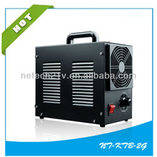 2013 Hot sales 3g portable ozone generator air purifier