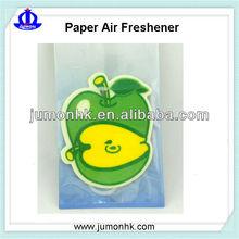 promotional car shape air freshners