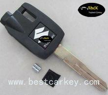 Best price key blank for suzuki key cover suzuki motorcycle key with magnetism (SZ17R)