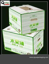 paper apple carton box