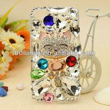 full diamond cat cell phone case ZD1535