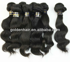 factory price unprocessed 100% human hair extensions & wigs