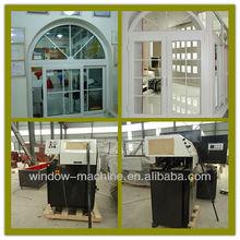 PVC Profile Door Window Corner Cleaning Machine / PVC window corner&surface cleaner (SQJ01-120)