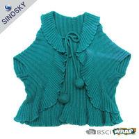 winter lady free crochet pattern shawl