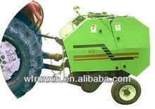 Baler machine for grass