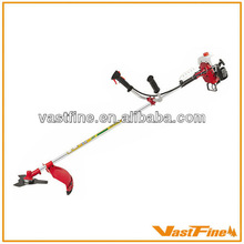 Professional gasoline brush cutter/grass trimmer 41.5cc VFCG415B with metal blade