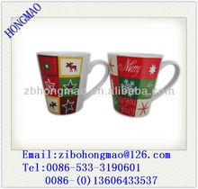 Cheap Bulk Ceramic Christmas Mug Factory Direct Mug
