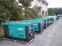 UL10E generadores silenciosos diesel