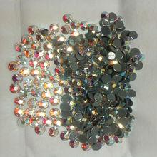 china hot fix rhinestone embellishments wholesale supplier 14 cutting facets