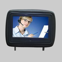 Inside taxi ad display system 9'' taxi lcd video player