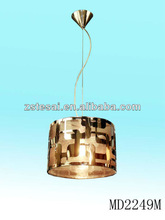 China Fashion Lighting Accessories For Interiors Decorations MD2249M