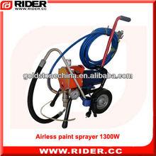 1300W 1.75HP airless high pressure paint sprayer